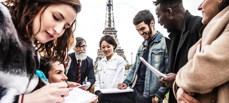 フランス 進学の特徴