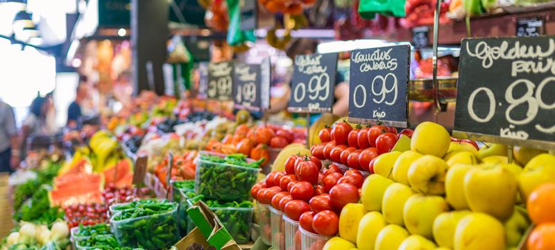 スペイン 物価